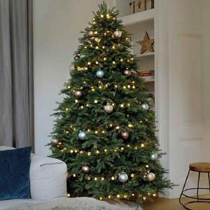 Arbre Artificial de Nadal a el Major